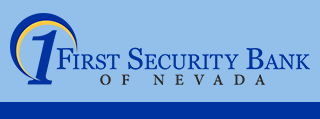 First Security Bank of Nevada